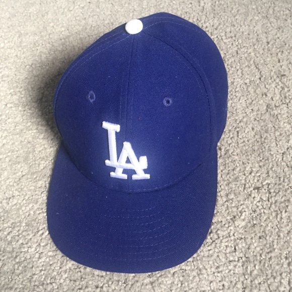 6088a89a3 New Era Accessories | Youth Fitted La Dodgers Cap | Poshmark